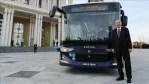 Turkey's First Driverless Bus in Ankara (Video)