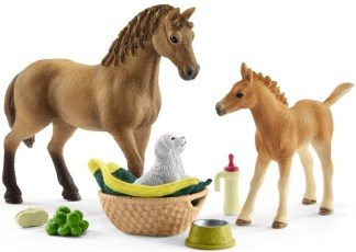 Babydieren verzorgingsset Schleich (42432)