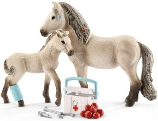 Rescue Set Horse Club Hannah Schleich (42430)