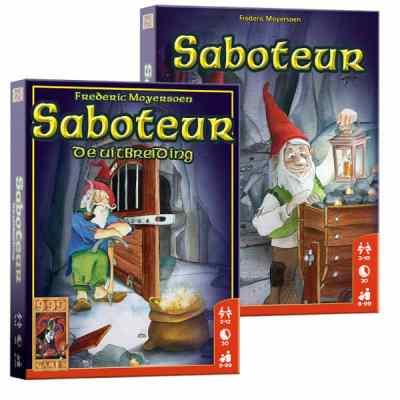 Saboteur_Pakket