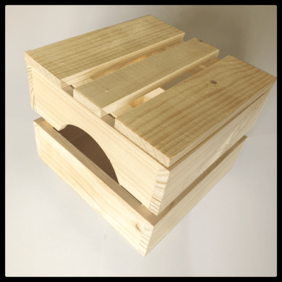 Caja Pallet