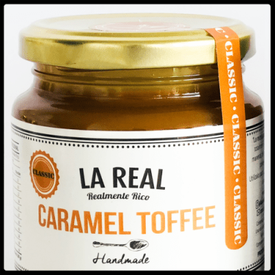 Caramel Toffee La Real