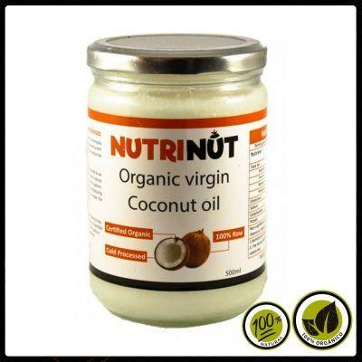 Aceite de coco nutrinut
