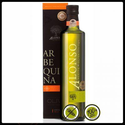 Aceite de Oliva Arbequina Alonso