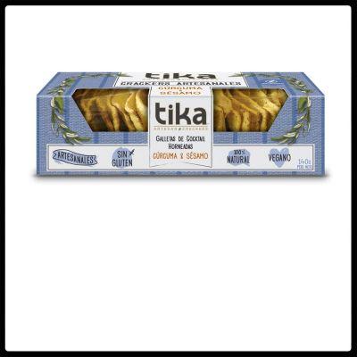 Galletas Tika