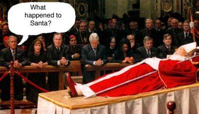 bush_pope_santa