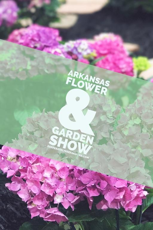 The Arkansas Flower and Garden Show. Little Rock, Arkansas