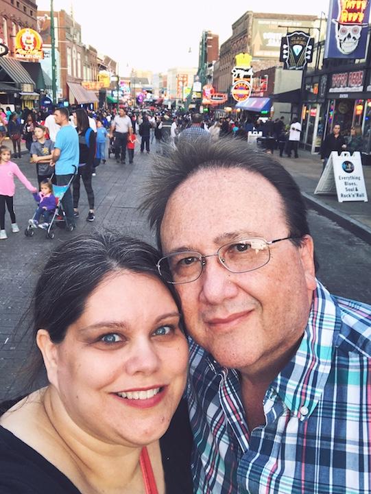 Memphis Day Trip-Visit Beale Street