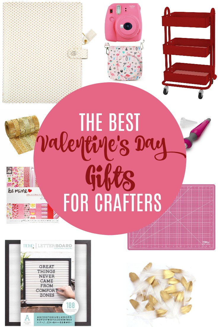 Best #ValentinesDay Gifts for Crafters