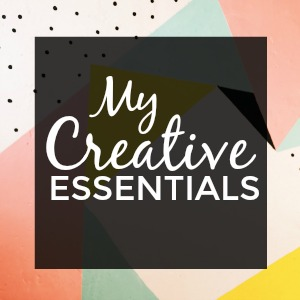 My Creative Essentials link to the Desperately Seeking Gina Influencer page.