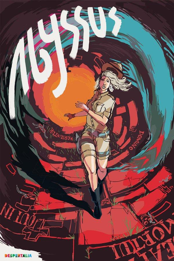 Abyssus, rol en vivo diseñado y organizado por Despertalia Animación Creativa