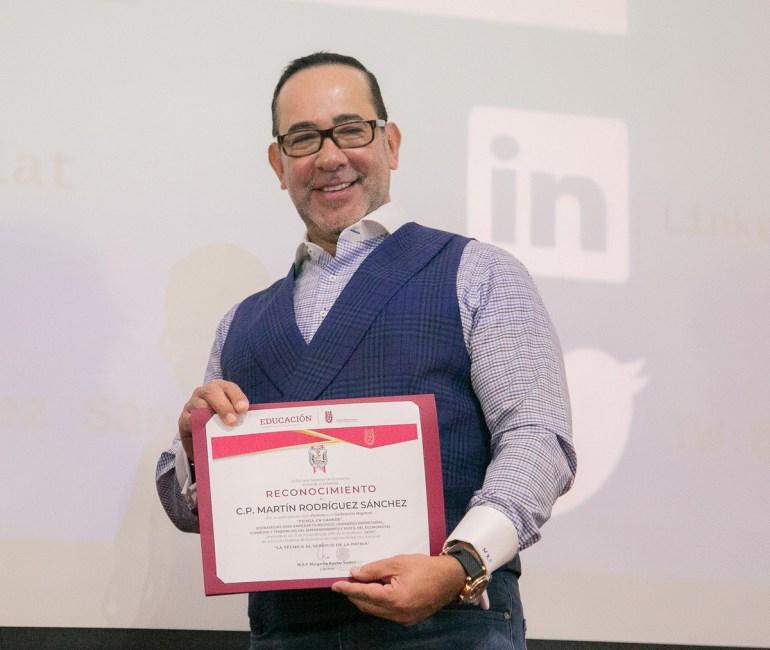 Coine ipn empresarios emprendedores transformación Mexico