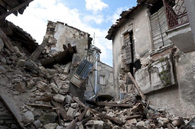 ¿Cómo actuar en caso de un terremoto?