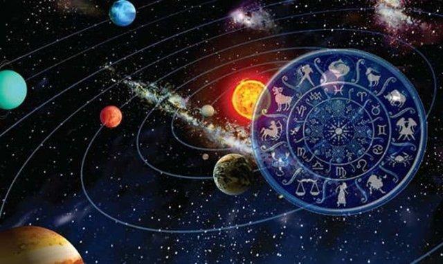 Astronomía y Astrología
