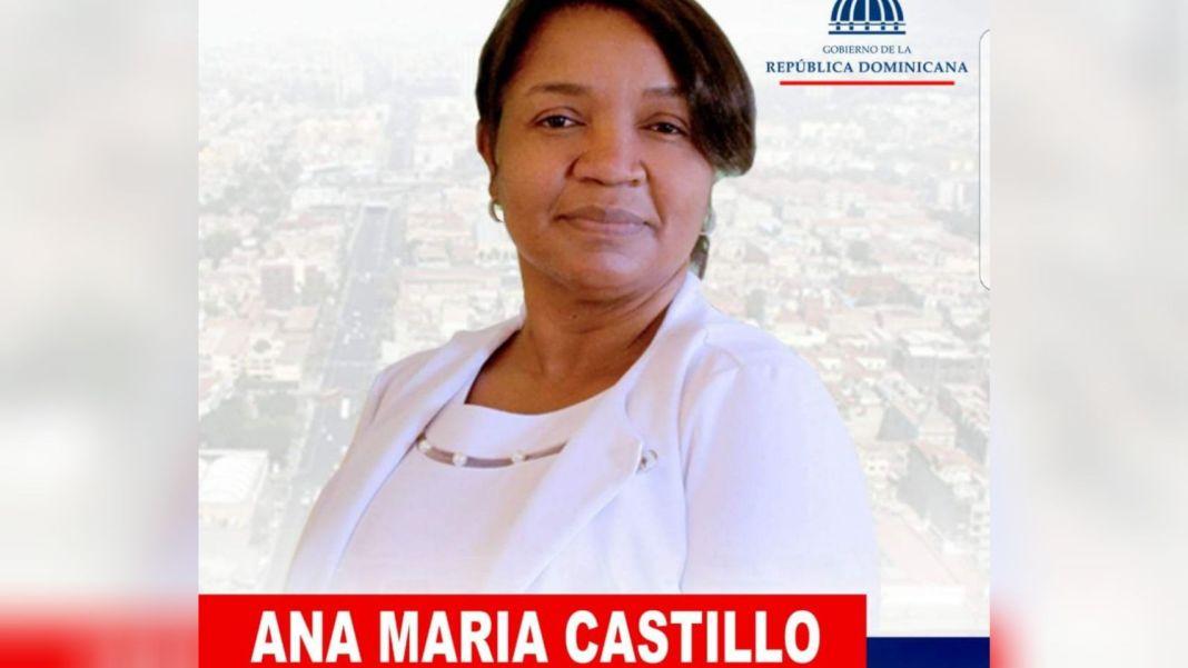 Regidora Ana Maria Castillo Despierta El Sur @DespiertaELSur