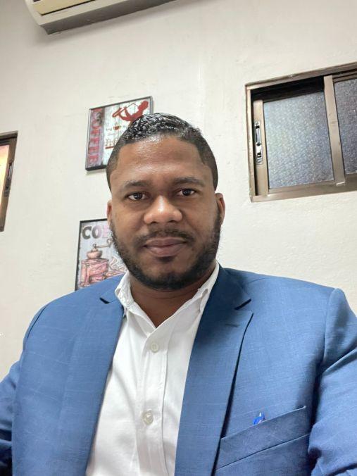 Ing. Ángelo Gonzales, Coordinador de Gestión Comercial de Edesur en San Juan y Elías Piña