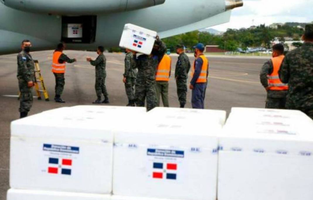 Haití dice rechazaría donación de vacunas de RD, asegura no haber recibido oferta