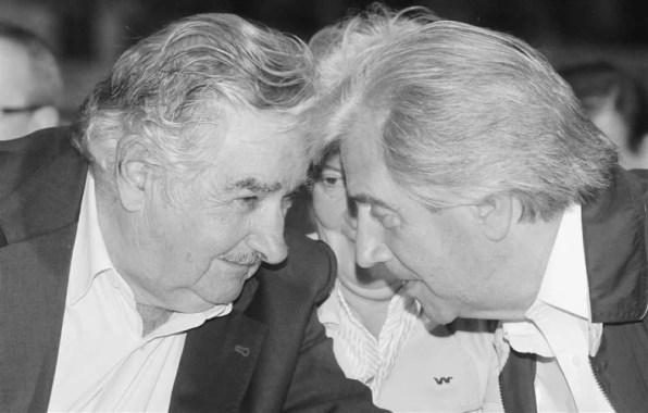 """""""Tabaré es del pueblo uruguayo"""", afirmó el expresidente Mujica"""