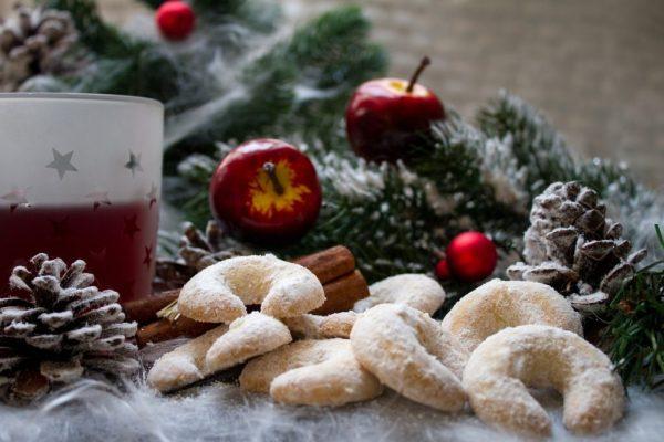 comer menos en Navidad