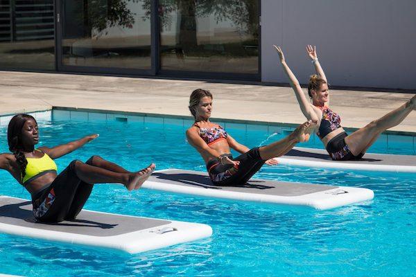 Aquaboard, entrena tu core en la piscina – Blog Despierta y Entrena