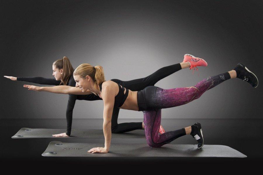 pilates gap entrenar la fuerza