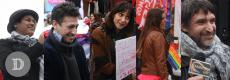 Famosillos en la #MarchaPorLaIgualdad
