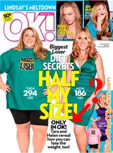 Ok Magazine, sin pierna.