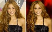 Shakira, piel perfecta.