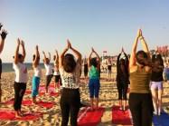 Yoga gratis en Viña del mar.