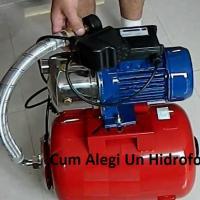 Cum Aleg Un Hidrofor Ieftin Si Bun?