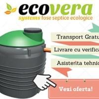 Fose Septice Ecologice de la Eco Vera
