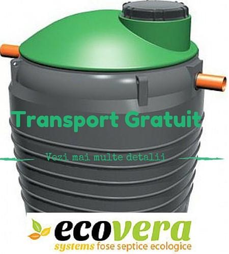 Fosa Septica Ieftina cu transport gratuit