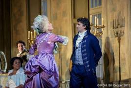 Rosalind Plowright (Contessa de Coigny), Jonas Kaufmann (Andrea Chénier)