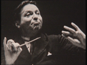 George Enescu conducting 2