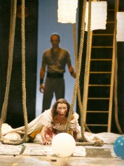 «Eccola!»(Natalie Dessay, 2006, Opéra Bastille, Foto ©: Andrei Șerban)