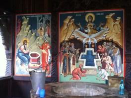 manastirea apa sfintita
