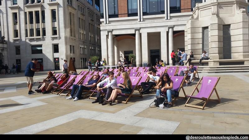 Regent's Park et Paternoster-Londres