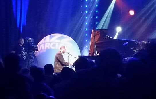 Ibrahim Maalouf, les mille et une nuits a Jazz in Marciac