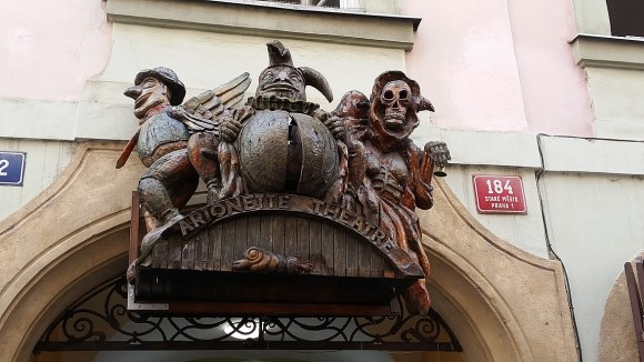 Rue Carlova Prague Nove Mesto
