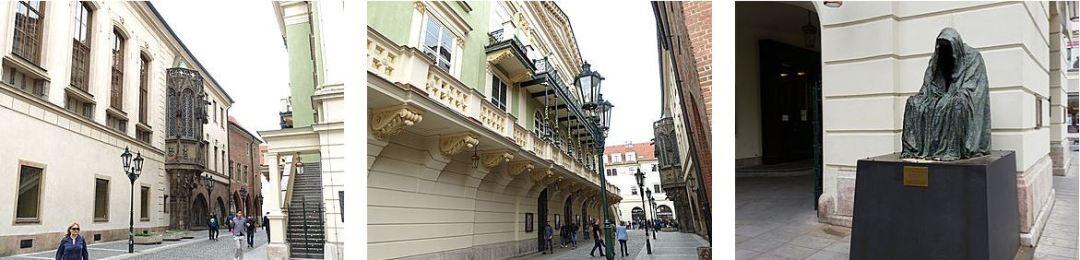 Prague Stare Mesto Théâtre des Etats « Stavovské Divadlo ».