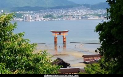 Miyajima, île sacrée dans la mer de Seto