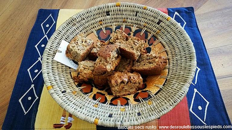 Infos pratiques Afrique du sud Rusks biscuits