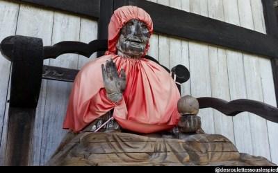 Nara , visiter ses temples, son parc aux cerfs et son jardin en une journée