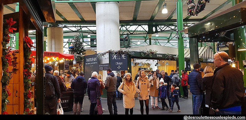 Borough market un marché qui raconte l'histoire de Londres