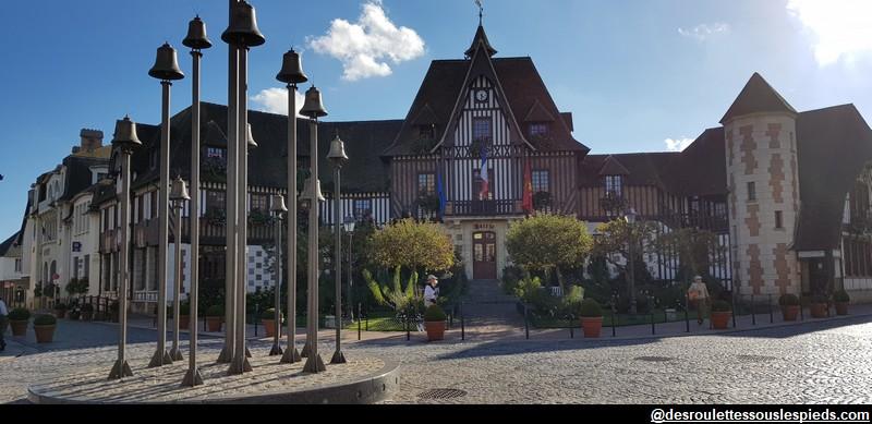 Deauville la mairie