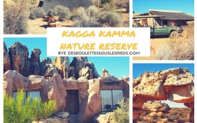 Séjourner à Kagga Kamma Nature Reserve dans le Cederberg