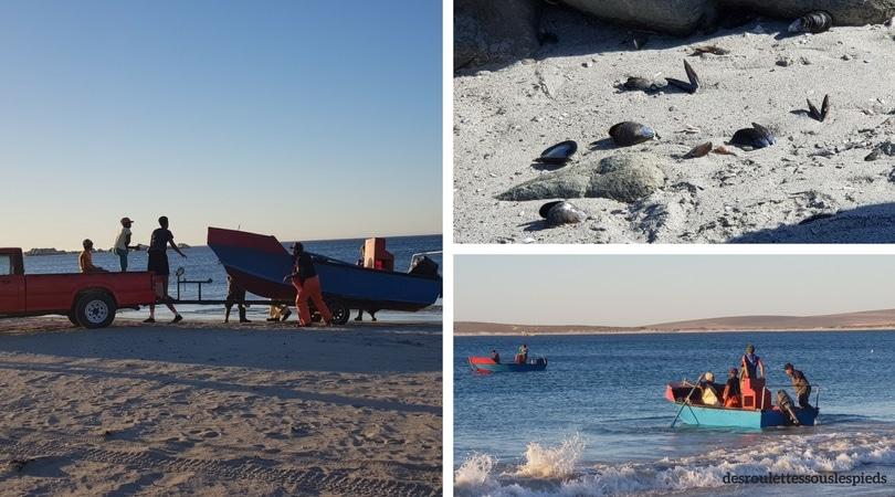 paternoster afrique du sud pêcheurs