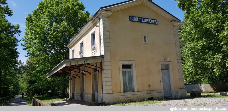 gare goult