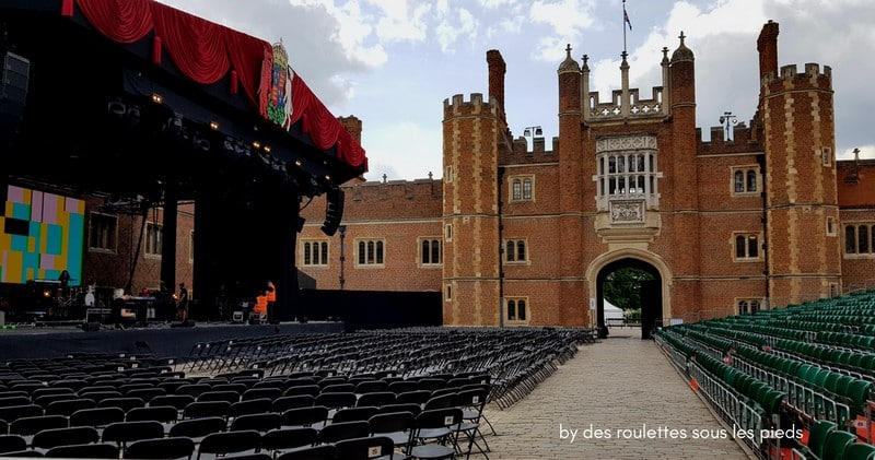 Hampton court festival musique