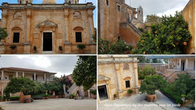 visiter crete ouest gouverneto